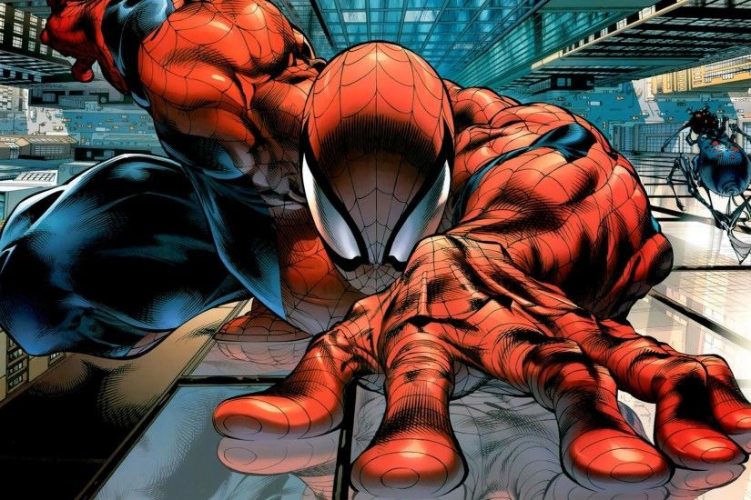 Amazing Spiderman HD wallpaper from Marvel
