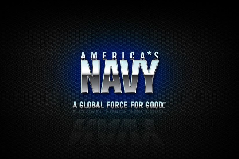 US Navy Images Logo Wallpaper