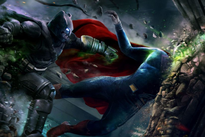 Movie Batman V Superman: Dawn Of Justice Superman Batman. Wallpaper 648993