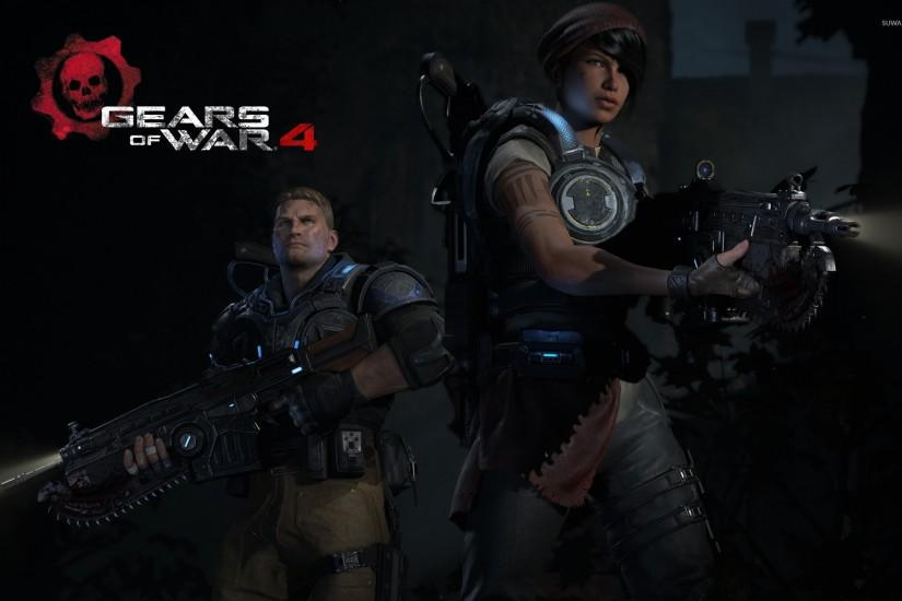 cool gears of war 4 wallpaper 1920x1200