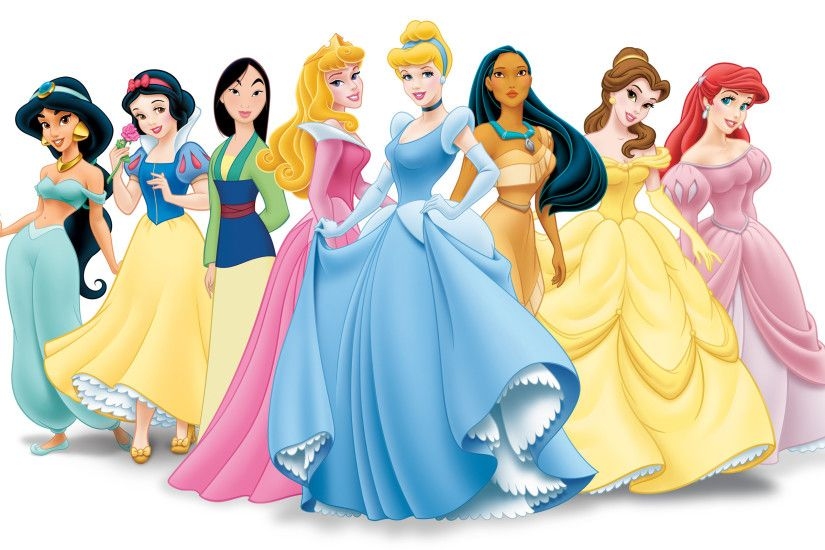 Beautiful Disney Princess Wallpaper