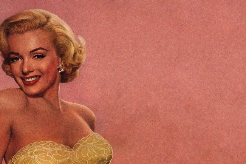 retro wallpaper marilyn monroe. Â«Â«