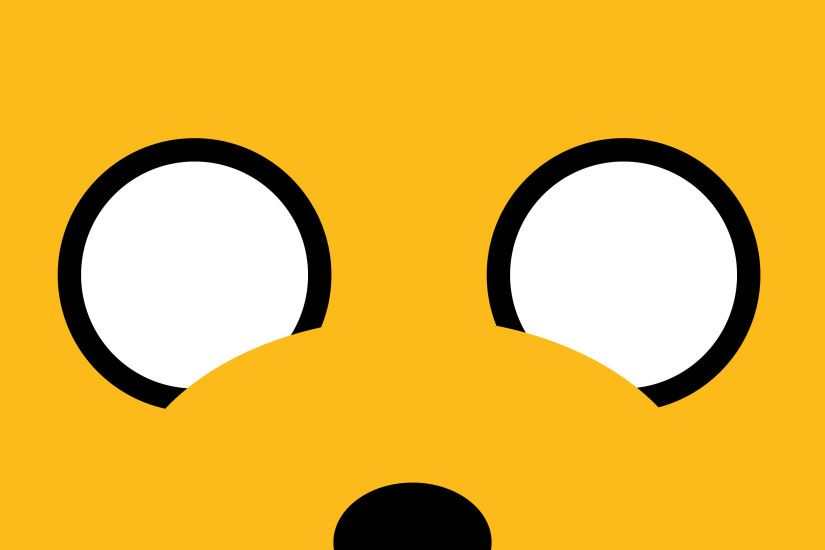 Jake the dog Wallpaper by marck2009