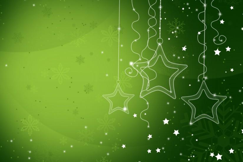 beautiful green christmas background 2560x1440