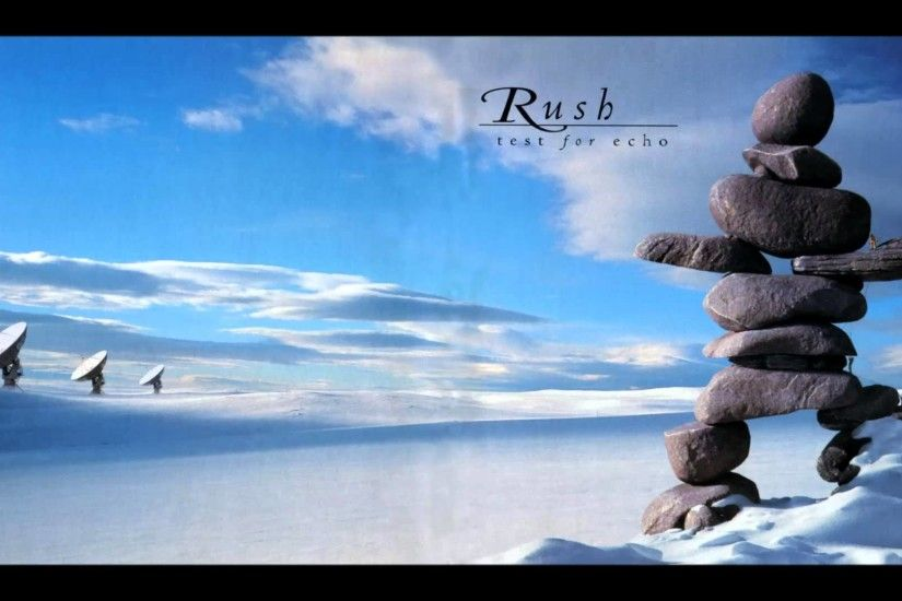 Rush Test For Echo Full Album HD HQ 1080p