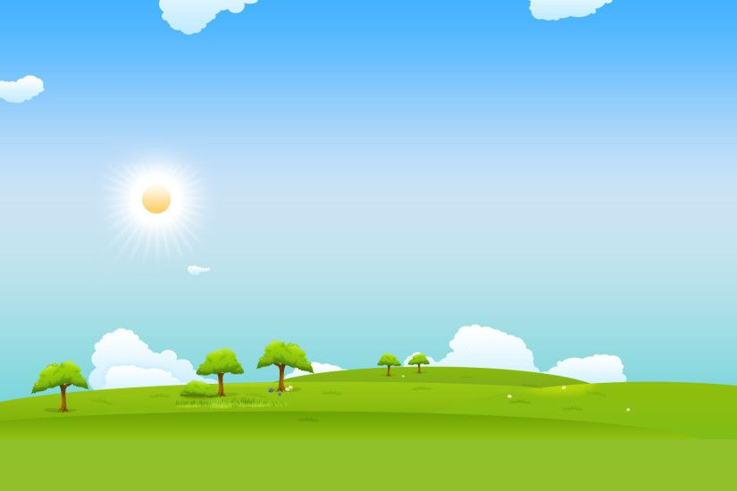 ... Vector Scenery and Business Concept (Vol.02) - Vector Rural Scene ..  Wallpapers ...