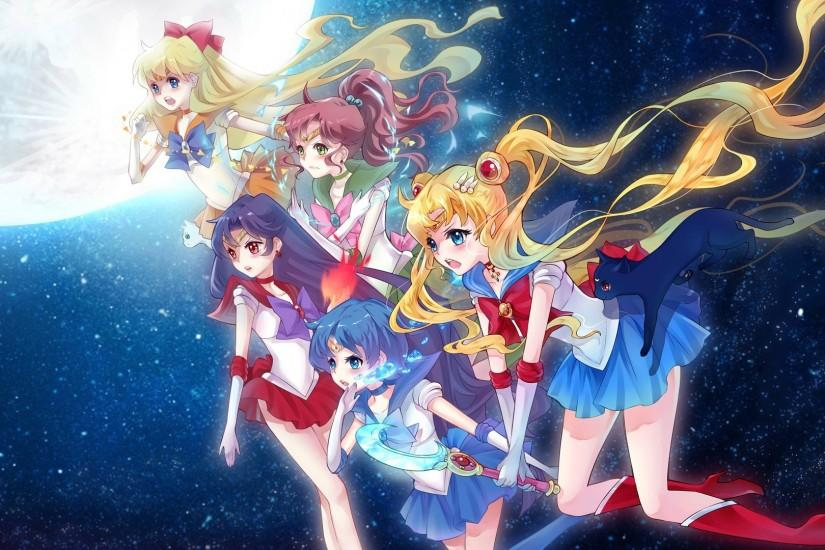 Sailor Moon · HD Wallpaper | Background ID:677100