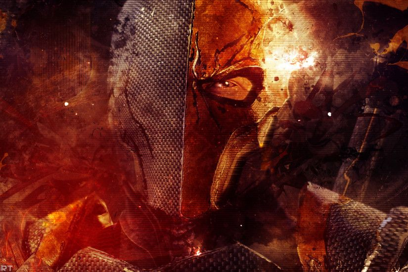 Deathstroke Wallpaper by FrankyFingersX on DeviantArt | Wallpapers 4k |  Pinterest | Deathstroke, Wallpaper and deviantART