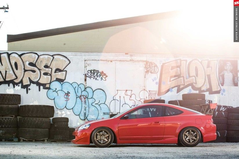 ... auto steering hub 2003 acura rsx type s mugen side skirts ...