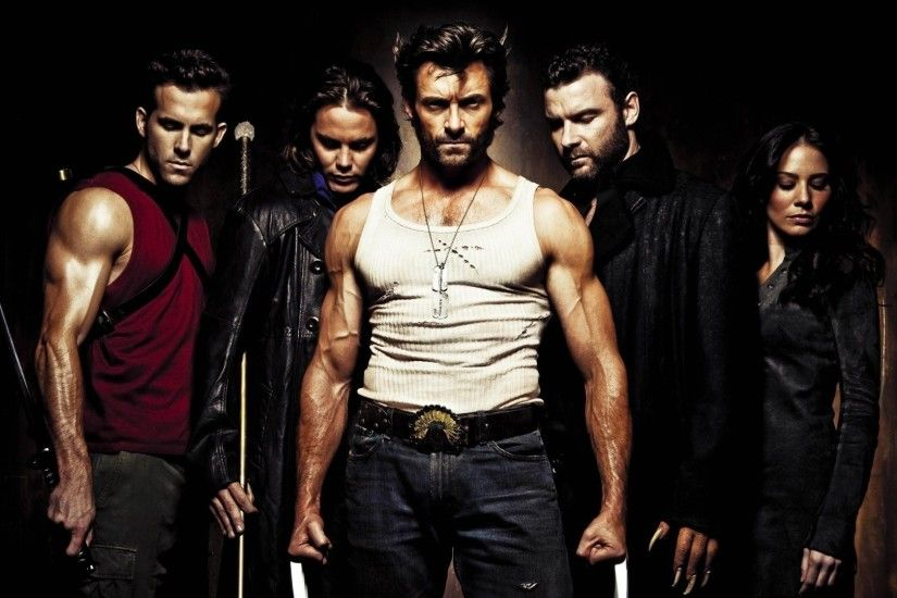Hugh Jackman Wolverine X-Men · HD Wallpaper | Background ID:610212
