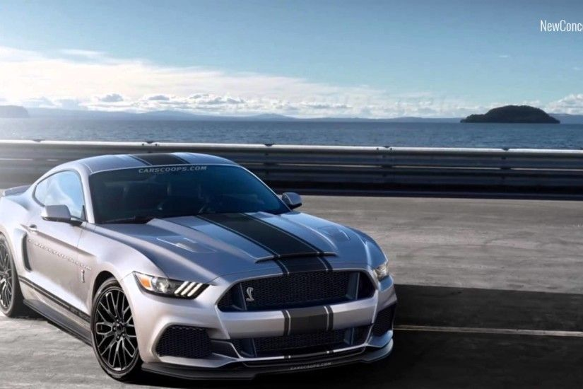 2016 Ford Mustang Shelby GT500 Review | 2016 - 2018 Future cars .