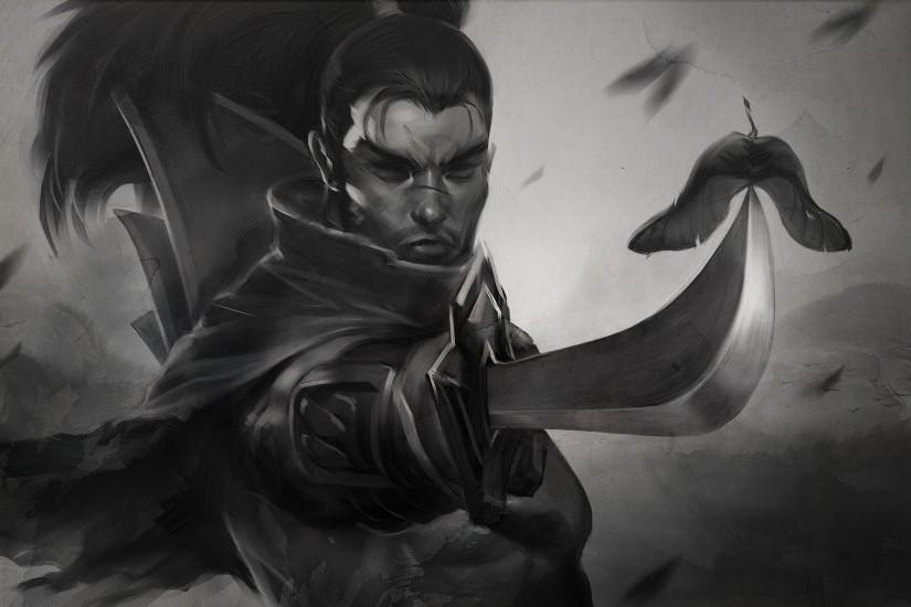 yasuo wallpaper 1920x1280 windows 10