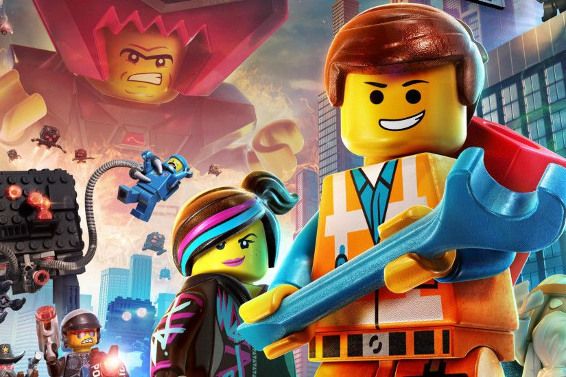 Video Game - The LEGO Movie Videogame Vitruvius (Lego Movie) Emmet (The Lego