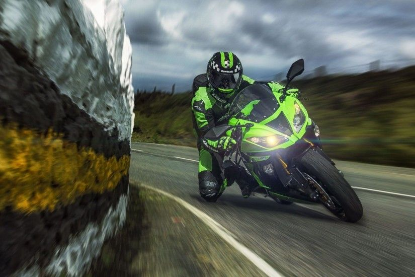 Kawasaki Ninja 300 HD Wallpaper - Free Download Wallpaper from .