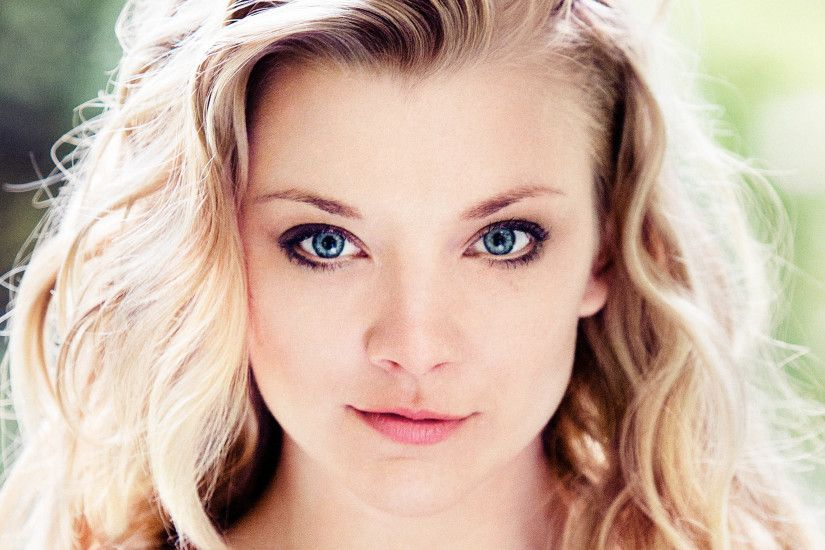 Natalie Dormer Beautiful Blonde 2880x1800 wallpaper