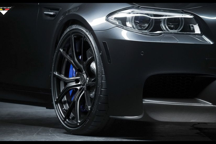 ... 2014 BMW M5 with M Performance Parts - Interior Steering Wheel .
