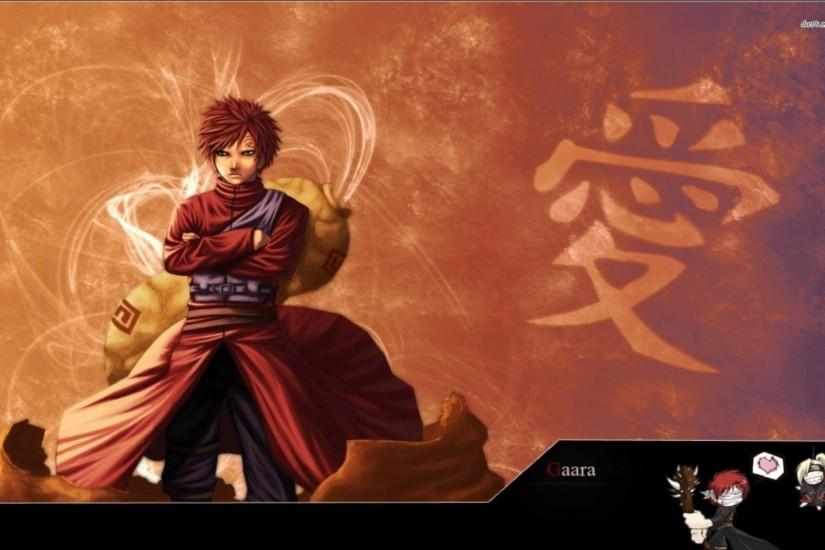Gaara Wallpapers - Full HD wallpaper search
