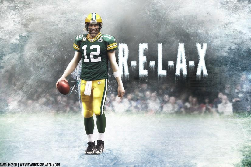 ... Aaron Rodgers Wallpaper Aaron Rodgers Wallpapers Just Good Vibe ...