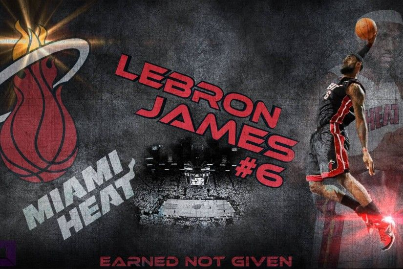 Lebron-James-Miami-Heat-Backgrounds