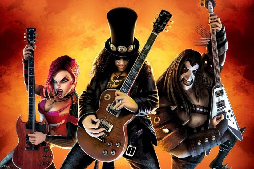 GUITAR HERO music guitars heavy metal rock hard 1ghero rhythm guitarhero  slash guns roses wallpaper