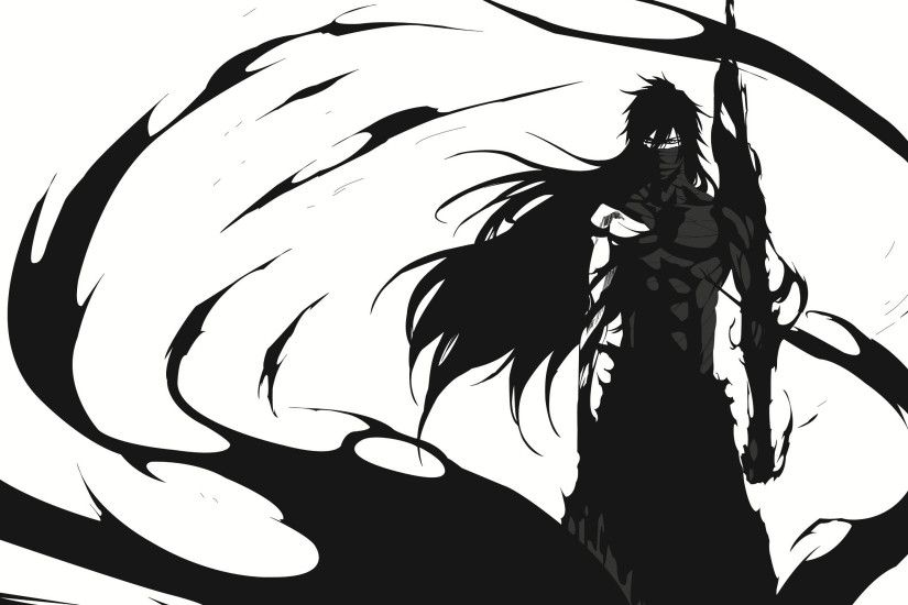 Bleach Kurosaki Ichigo Final Getsuga Tenshou Mugetsu Wallpapers HD /  Desktop and Mobile Backgrounds