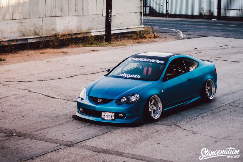 JAYCRAY is The Name // Jerald's Acura RSX