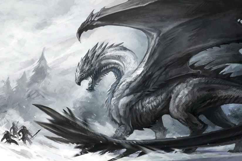 White Dragon Wallpaper Widescreen Free Download Wallpapers Background  1920x1080 px 222.82 KB Dreamy & fantasy Ice