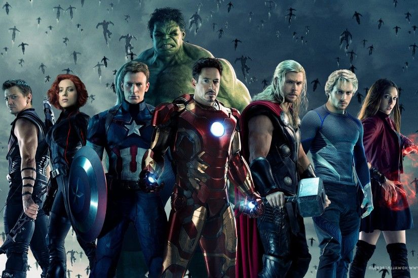 Avengers Age Of Ultron Wallpaper Background As Wallpaper HD