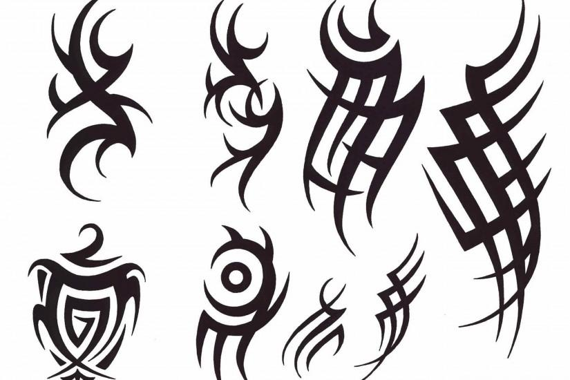 Tribal Tattoos Hd Background Wallpaper 35