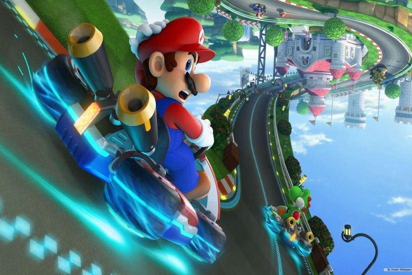 Free Game wallpaper - Mario Kart 8 wallpaper - 1920x1200 wallpaper - Index  13