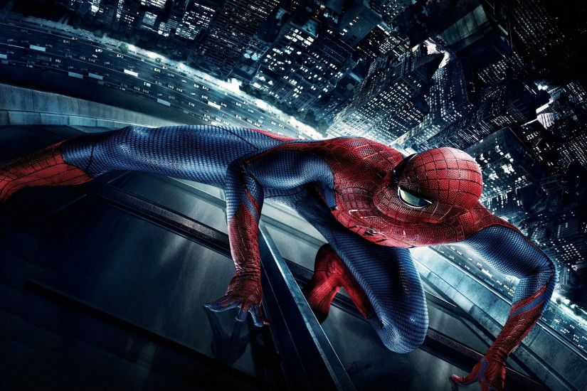 Amazing Spiderman Super Hero Desktop Wallpaper