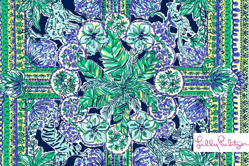 lilly pulitzer wallpaper 3000x1876 for 4k