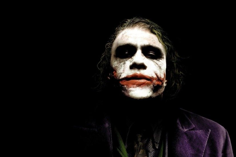 Free download Batman Movies The Joker Heath Ledger 1920×1200 Wallpaper