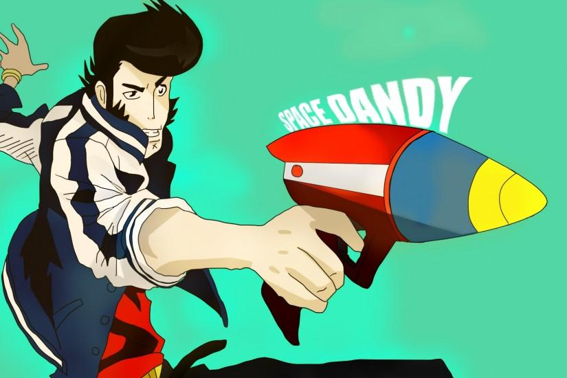 ... Space Dandy Piece of Art by ScottManDooM
