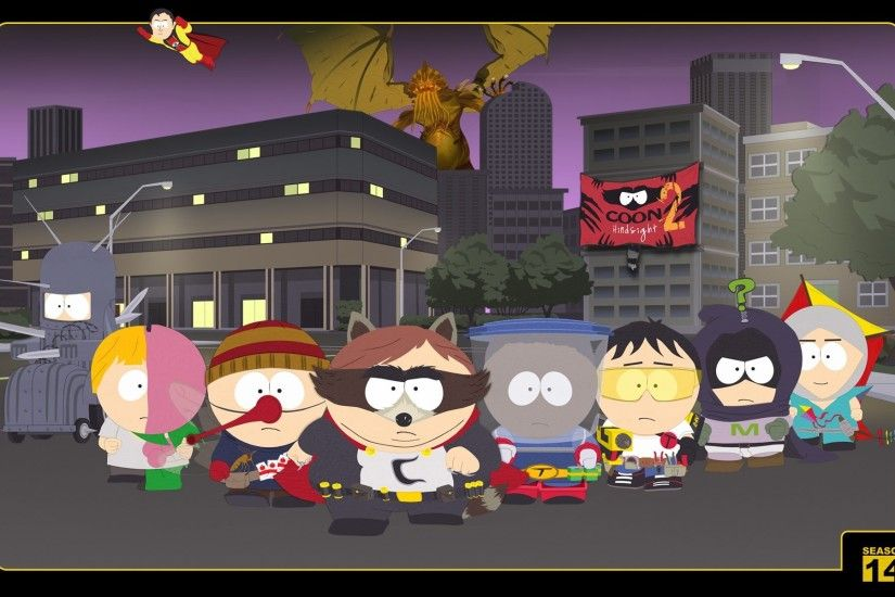 south park the coon eric cartman cthulu Wallpapers HD / Desktop and Mobile  Backgrounds