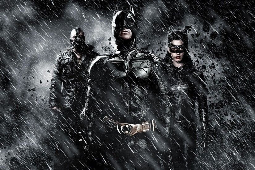 The Dark Knight Rises HD Wallpapers Backgrounds Wallpaper