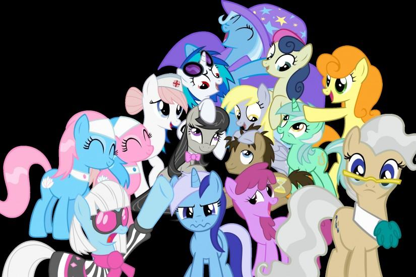 background ponies? Poll Results - My Little Pony Friendship is Magic .