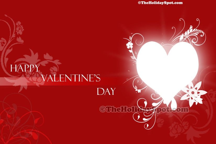 A wonderful graphics based on Valentine's Day