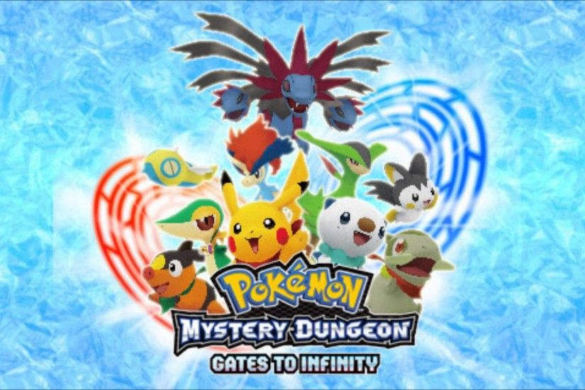 Final Boss Battle - Extended - Pokémon Mystery Dungeon 3DS: Gates to  Infinity Musik - YouTube
