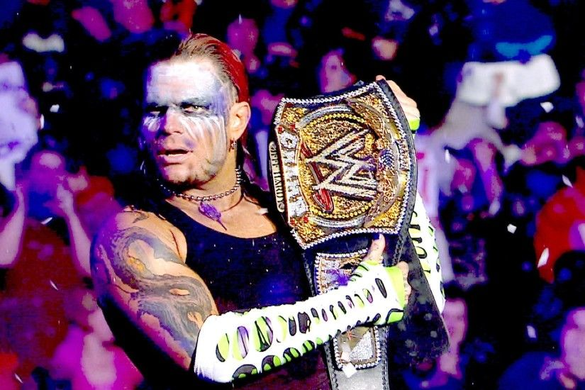 Jeff Hardy kicks off his first WWE Championship reign: SmackDown, Dec. 19,  2008 | WWE