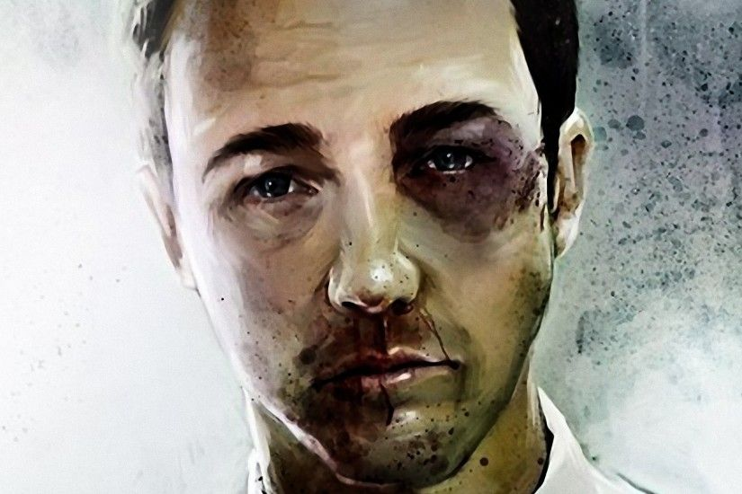 movies, Fight Club, Edward Norton Wallpapers HD / Desktop and Mobile  Backgrounds
