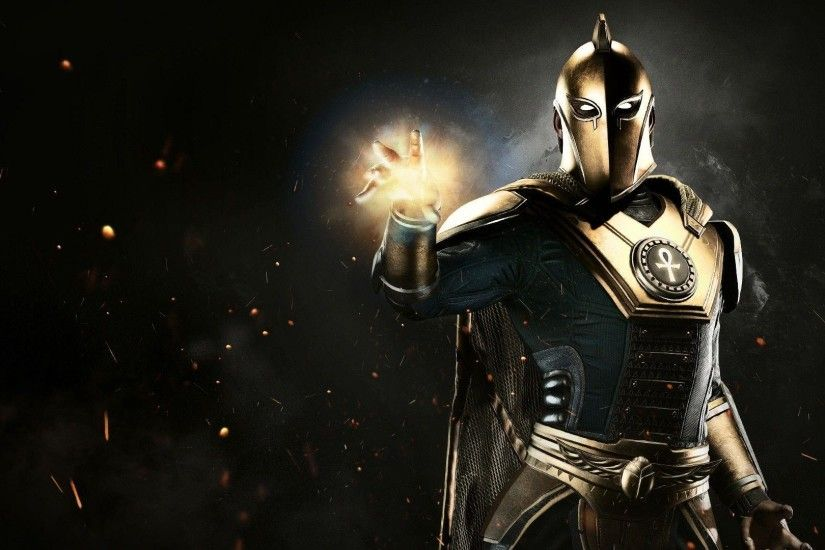 Doctor Fate in Injustice 2 Game 1080P HD Wallpapers