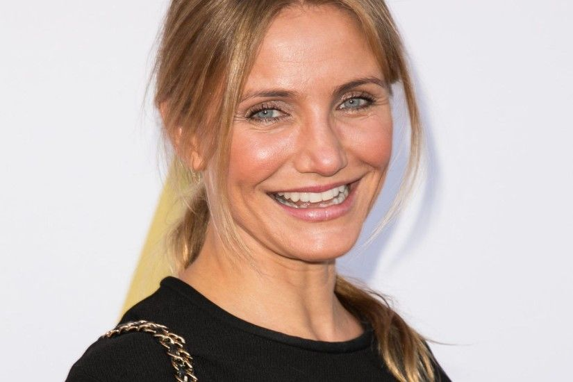 Cameron Diaz Celebrity Widescreen Wallpaper 55477