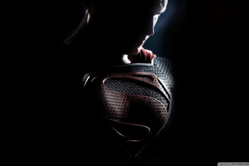 Man Of Steel 2013 Superman HD Wide Wallpaper for Widescreen