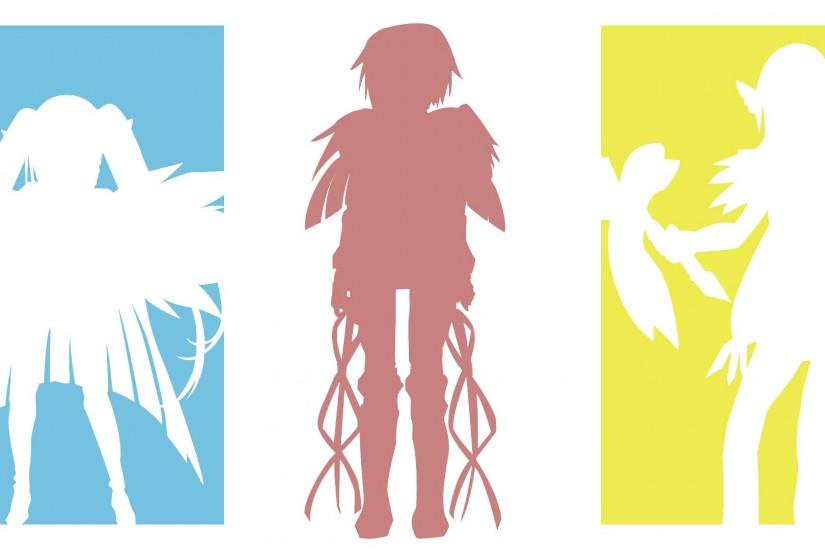 Heaven's Lost Property Minimalist Wallpaper by userisamonkey Heaven's Lost  Property Minimalist Wallpaper by userisamonkey