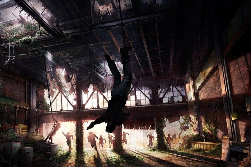 video Games, The Last Of Us Wallpapers HD / Desktop and Mobile Backgrounds
