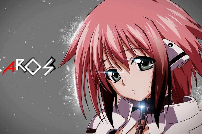 Ikaros Heaven's Lost Property Wallpaper