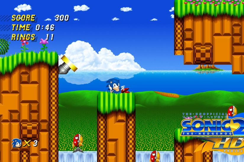 Sonic Adventure 2 Wallpaper HD ·① WallpaperTag