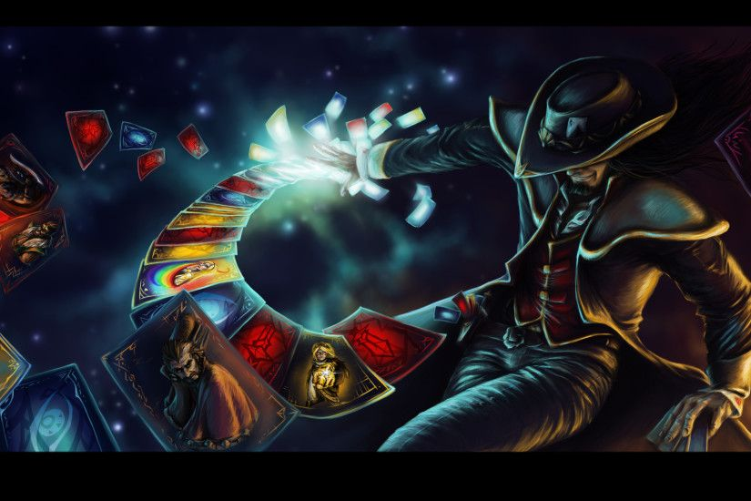 Twisted Fate by wacalac on DeviantArt