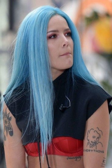 Halsey: Performs at Today Show -14